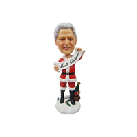 Christmas gift custom bobblehead