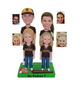 Custom Family Bobblehead