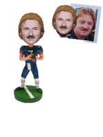 Custom Personalized Football Bobble Heads