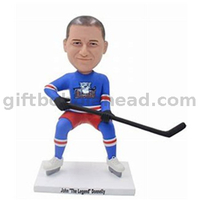 Personalized Custom Hockey Bobble Head