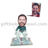 Cheap Price Bobblehead Custom Hockey