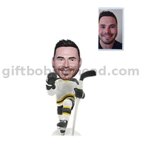 Custom Bobbleheads Hockey Player